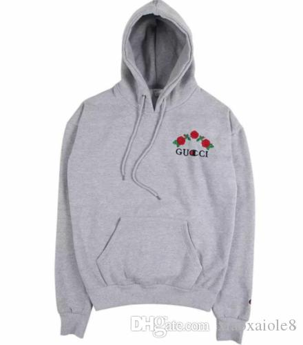 fc68bbdb5a5e Acheter 2019 Ava Nirui Sweatshirts Femmes Manteau Pull Polaire Saint  Hoodies Rose Sportswear Hoodie Mode De Luxe Guci Chandails De Designer De  $31.47 Du ...