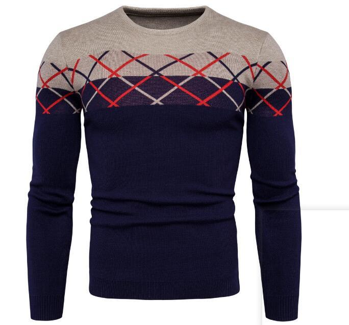 2019 Ropa De Hombre 2019 Sweater Men Jersey Hombre Invierno Pull Homme  Sueter Cashmere Sweater Christmas Heren Truie From Crutchline, $41.21