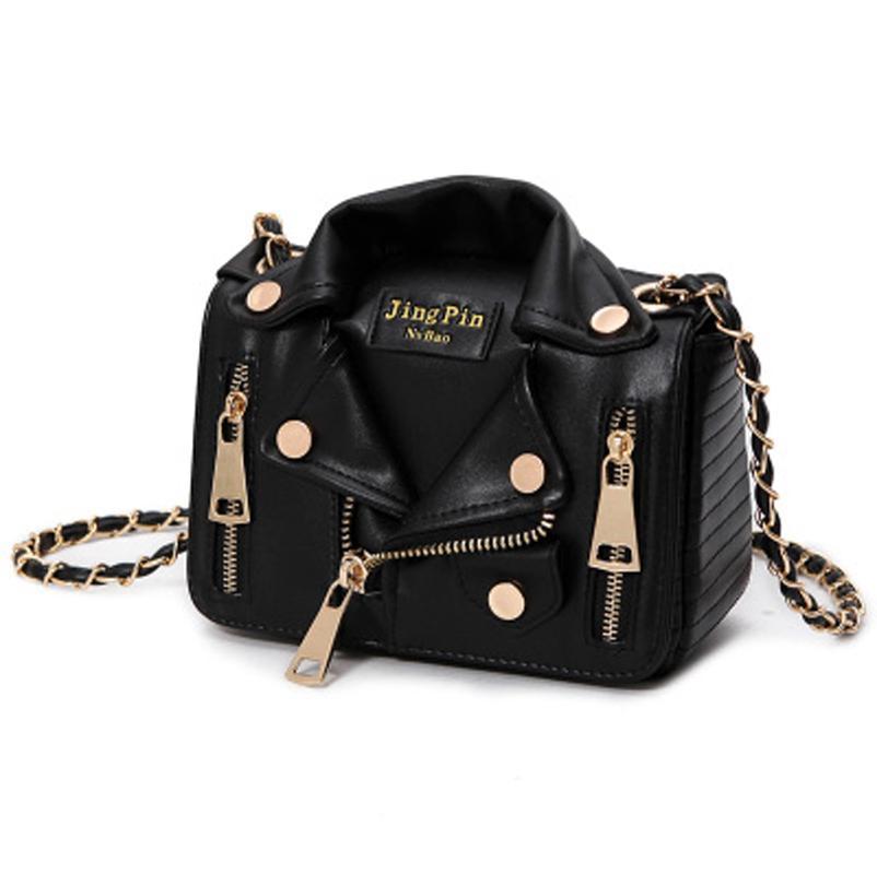 European Hot Brand Designer Motorcycle Bags Women Clothing Shoulder Jacket  Bags Messenger Bag Women Pu Leather Handbags 120 Leather Bags For Men  Evening ... e585945c271bf