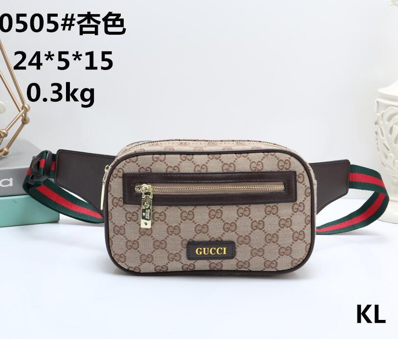 78ae170b13f4 2019 New High Quality Brand Designer Pu Waist Bag Handbag Belt Bag Men S  Wallet Mobile Phone. Solid Travel Bag 24 5 15 Cm Waist Pack White Handbags  From ...