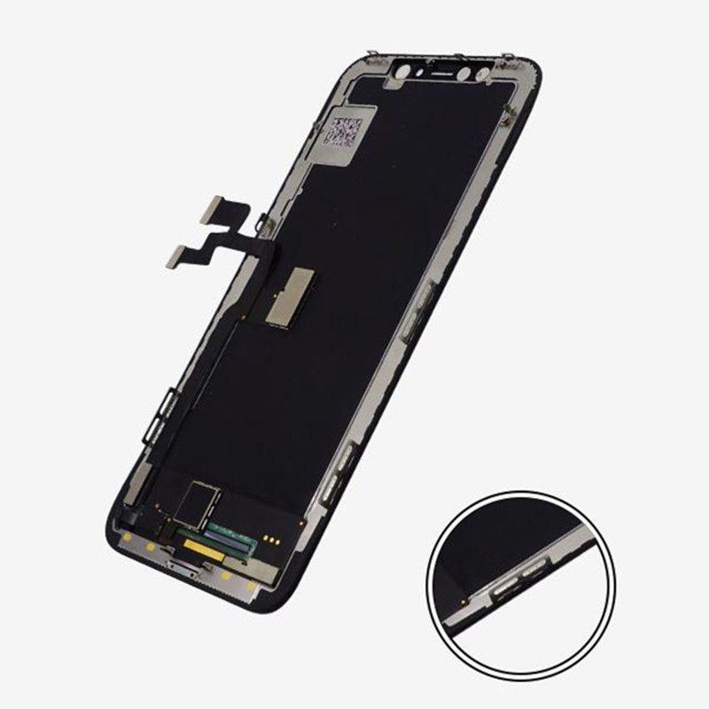 db571ebe62 Super Hd Amoled Calidad Oficial Para Reemplazo De Pantalla De Iphone X  Pieza De Repuesto OEM Amoled LCD Color Perfecto Reconocimiento Facial + 1  Año De ...
