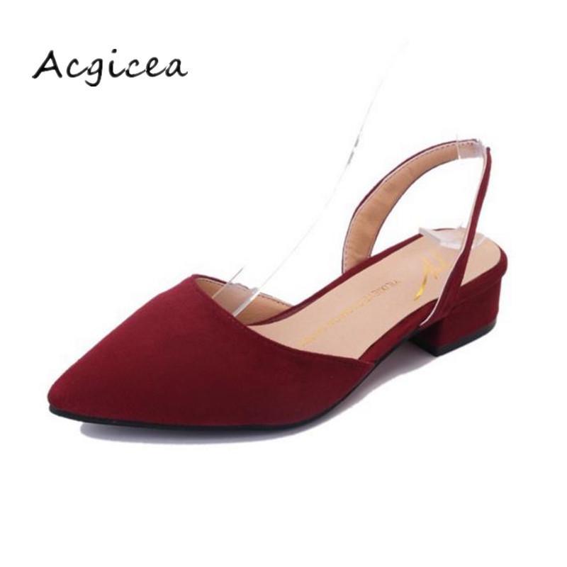 Compre Zapatos De Vestir De Diseñador 2019 Tacones Altos De Tacón Alto De 3  Cm De Grosor Con Sandalias De Ante Puntiagudas Poco Profundas Mujer  Primavera ... 53477240816d