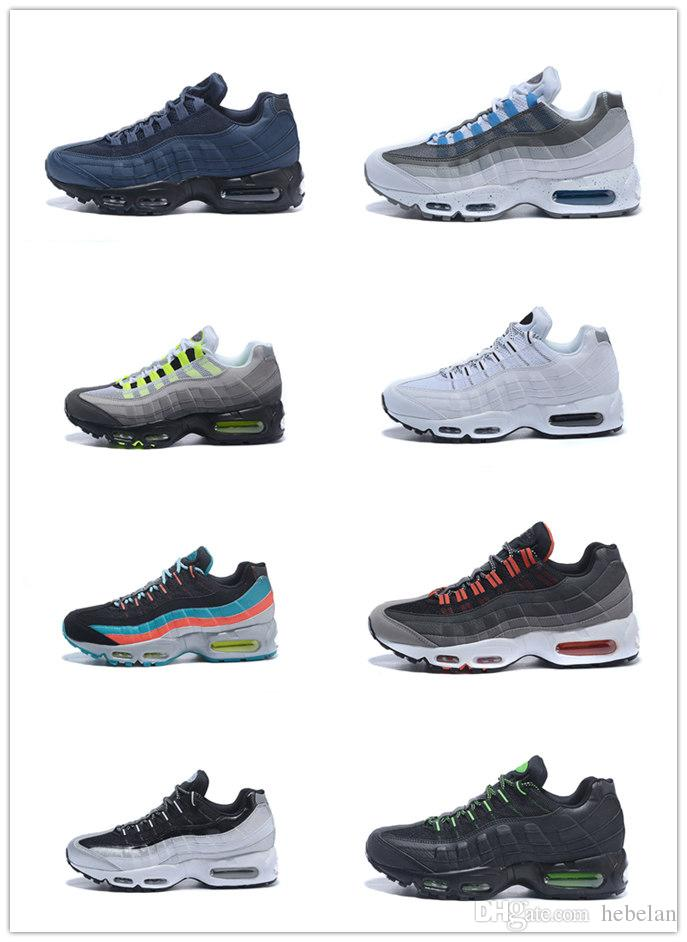 buy online 6e136 a2fc8 Brand 95 For Men Low Running Shoes Outdoor Sports Tennies Sneaker Jogging  Walking Hiking Sports Sneakers Size 40-46 Sports Shoes Running Shoes Online  with ...