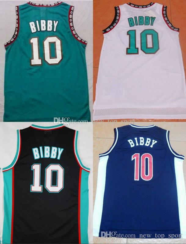 NCAA 10 Mike Bibby Jersey Men Stitched Mike Bibby Basketball Jerseys Sports  Breathable Vintage Arizona Wildcats College Online with  30.21 Piece on ... 8932b5611