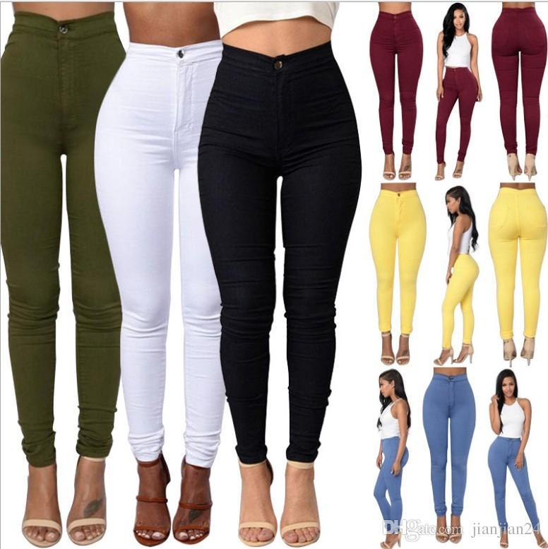 f9f6dbcd6 Infernal Section Leggings Thin Section High Waist Stretch Pencil ...