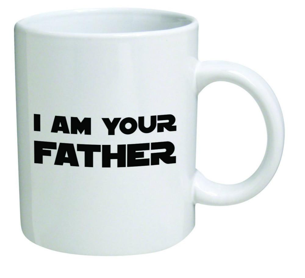 I Am Your Father Cool Birthday Gift For Coworkers Men Him Dad Brother Valentines Day Present Idea A Boyfriend Husband Customized Travel Coffee Mugs