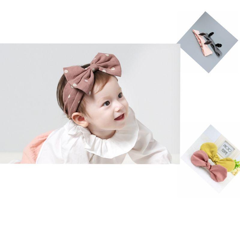 Baby Boys Girls Turban Headbands Cute Bow Star Rabbit Ear Hairband Sweet  Head Band Hair Accessories Infant Hair Accessories Boutique Pretty Hair  Accessories ... 04de009d656