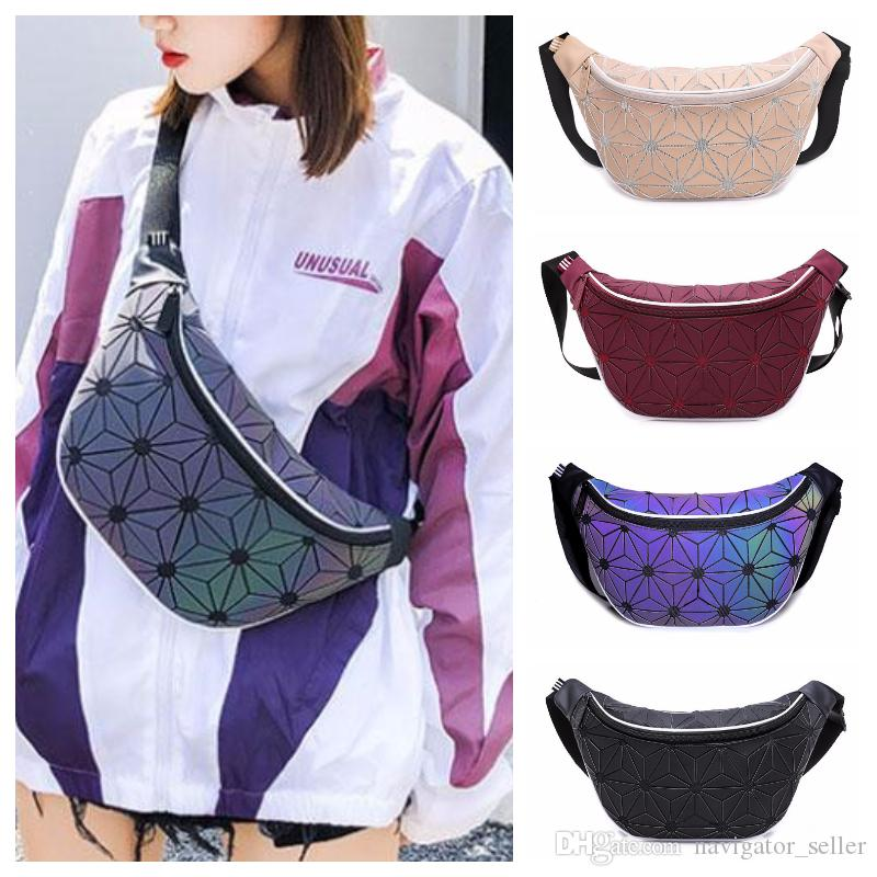 High Quality Designer Luxury AD Unisex Fanny Pack Waist Bags Purses Pocket Phone Chest Bags Travel Stuff Sacks Waistpacks