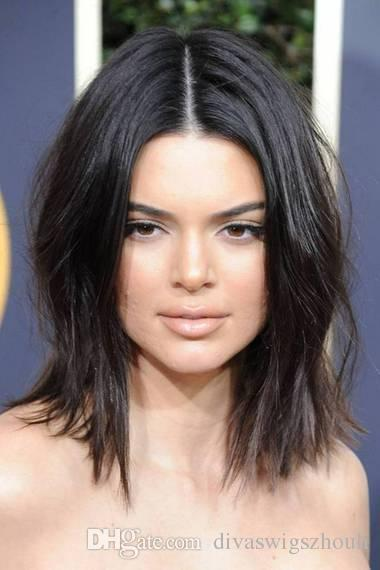 celebrity hairstyle Bob Lace Frontal Wigs Human Hair 360 Lace Front Wigs 150% density Short Bob Glueless Lace front Short Bob Wigs