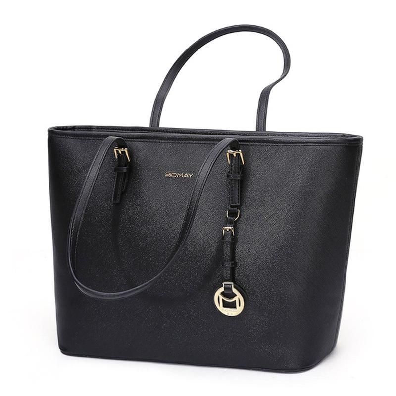 fc688870ecf Wholesale High Quality PU Leather Tote Bag Designer Handbag for Women and  Girls Ladies Large Luxury Shoulder Bag