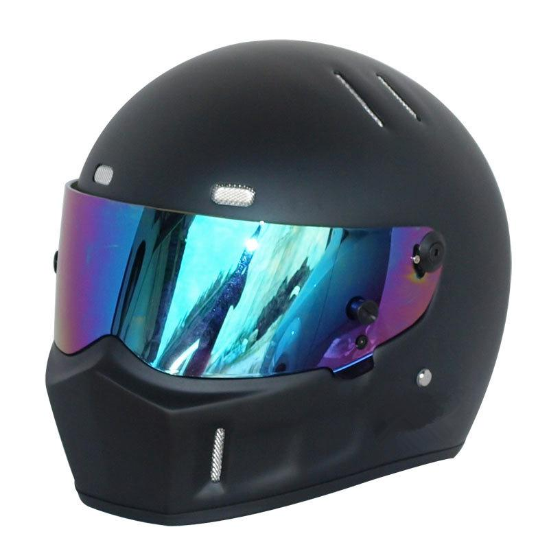 Auto Racing Helmets >> Atv Moto Helmet Simpson Full Face Motorcycle Helmets Adult Karting