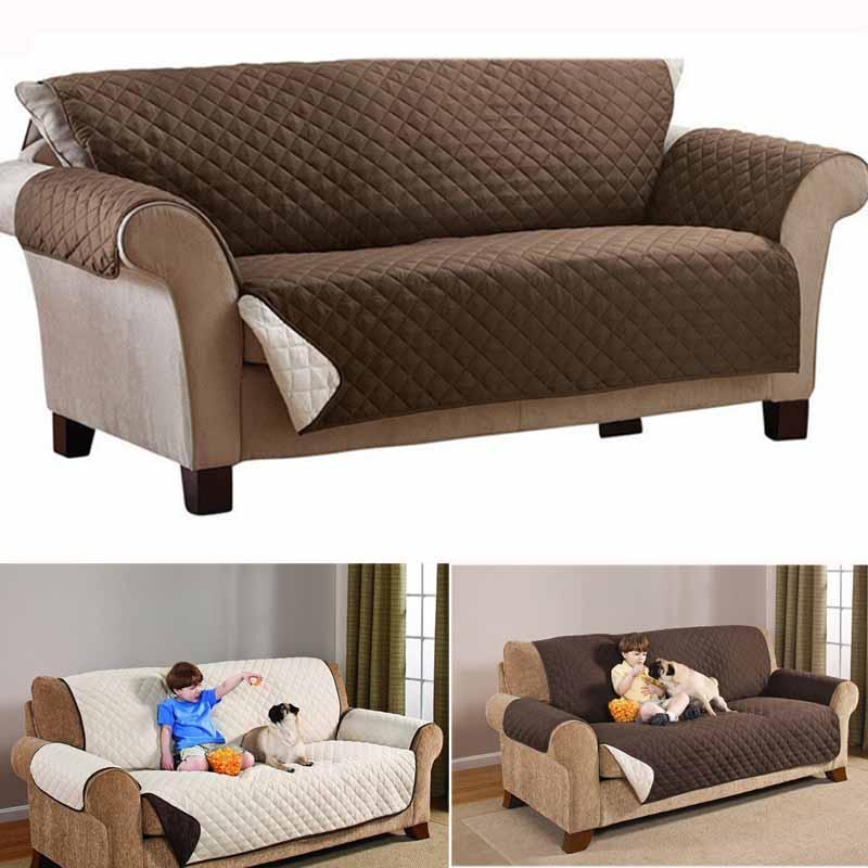 Brilliant High Quality Double Side Sofa Cushion Pets Dogs Sofa Covers Waterproof Removable Couch Recliner Slipcovers Furniture Protector Caraccident5 Cool Chair Designs And Ideas Caraccident5Info
