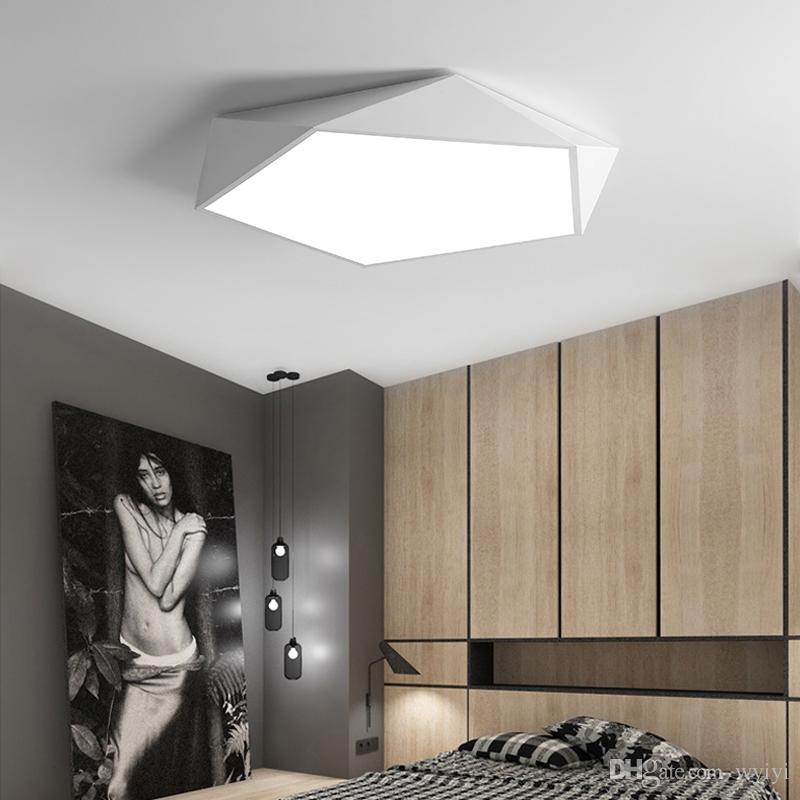 2019 Led Ceiling Light Modern Lamp Living Room Lighting Fixture