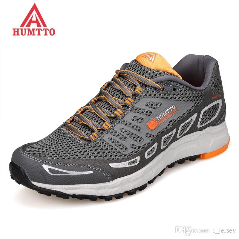 Shoes Humtto 2019 Professional Marathon Running Mesh For Men XukPZwOiT