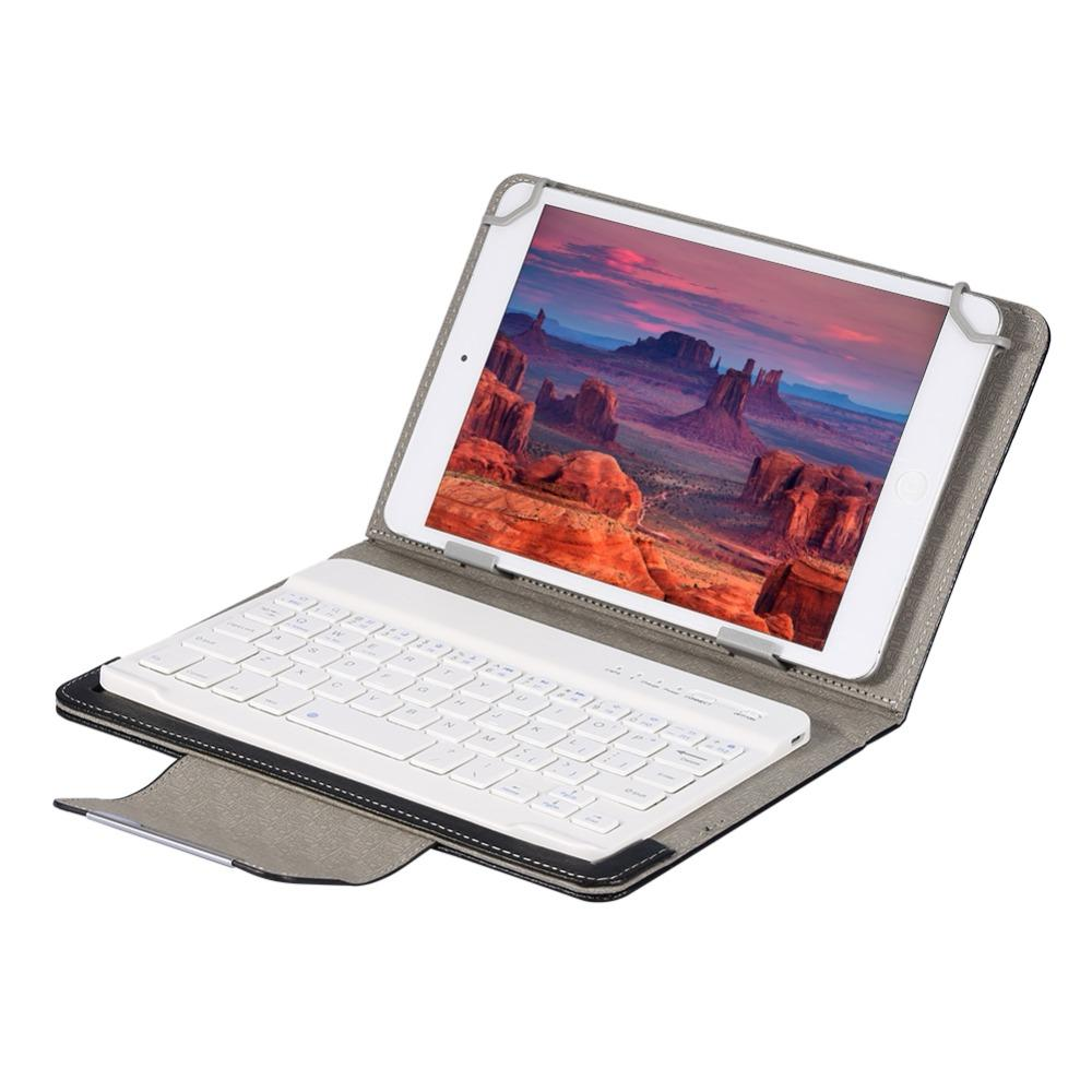 Купить Оптом New <b>Bluetooth Keyboard PU Leather</b> Case Stand ...