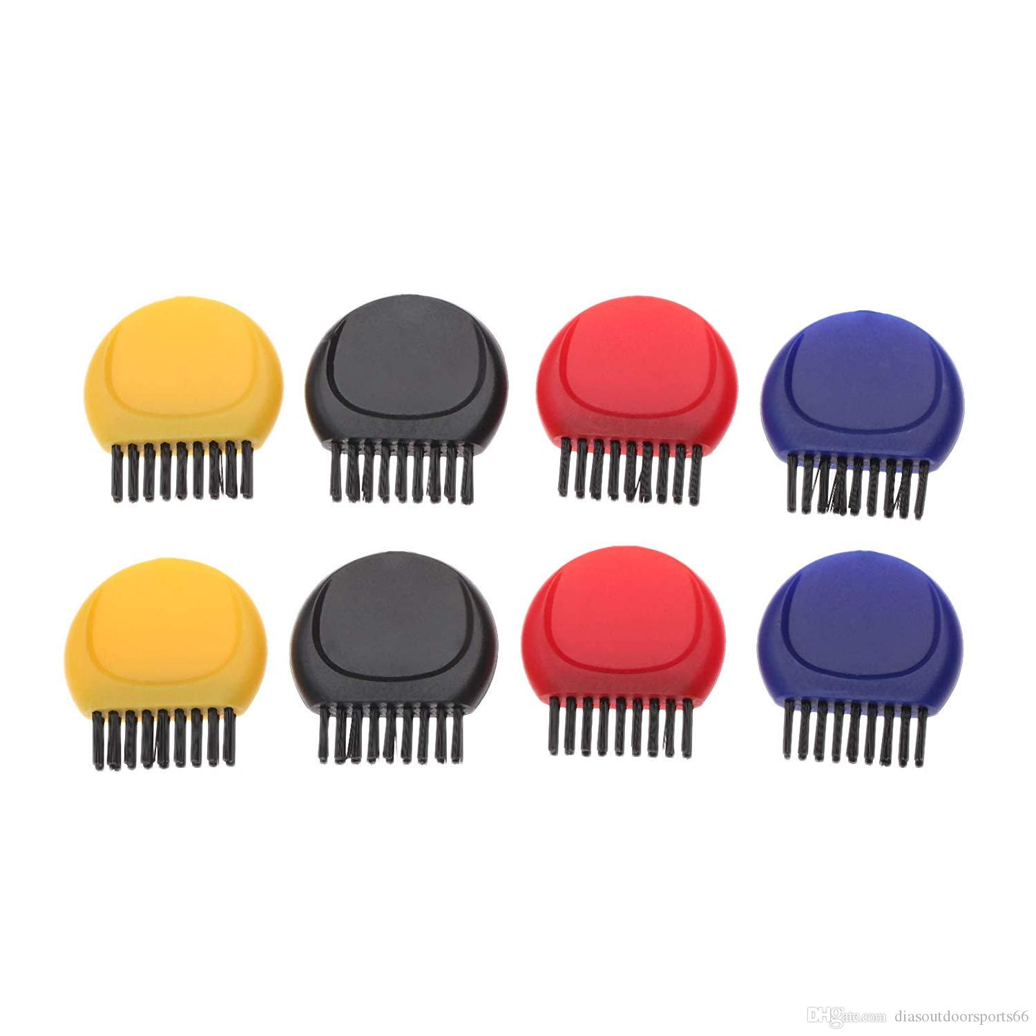 Brand New Mini Golf Club Brushes For Cleaning Golf Heads Golf Ball