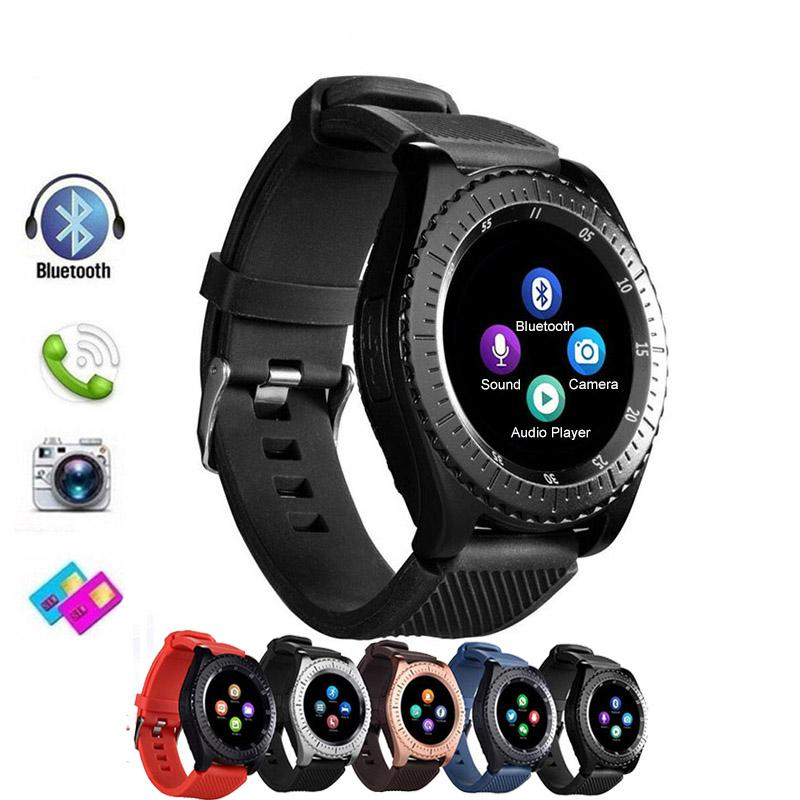 Bluetooth Smart Watch Men Z3 Smartwatch Android Call Watches with Sim Card TF Camera Smart Band Wristband Sport Fitness Tracker