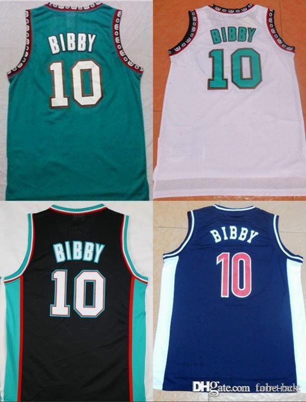 0941d2216ae NCAA 10 Mike Bibby Jersey Men Stitched Mike Bibby Basketball Jerseys Sports  Breathable Vintage Arizona Wildcats College Online with  16.57 Piece on ...