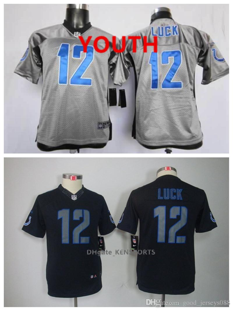 best sneakers eb60d e9c86 czech andrew luck color rush jersey 13410 27668