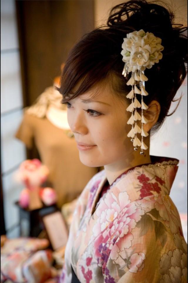 Acheter Japonais Traditionnel Style Tessel Fleurs Kimono Tissu Fleur