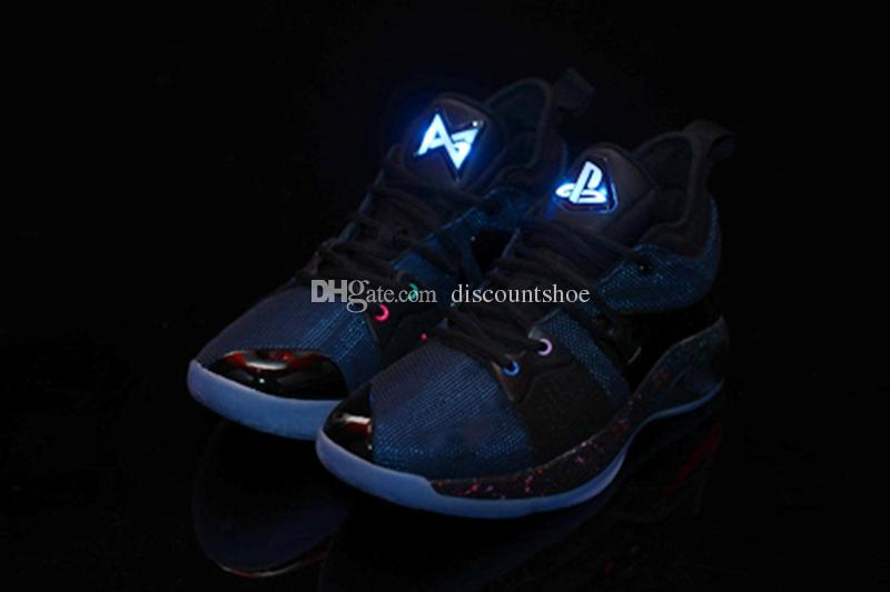 half off 8d0b0 0b3db High Quality PG 2 Playstation shoes Mens Athletic PG2 Playstation shoes  Cheap wholesale for sale us 7-12 come with box