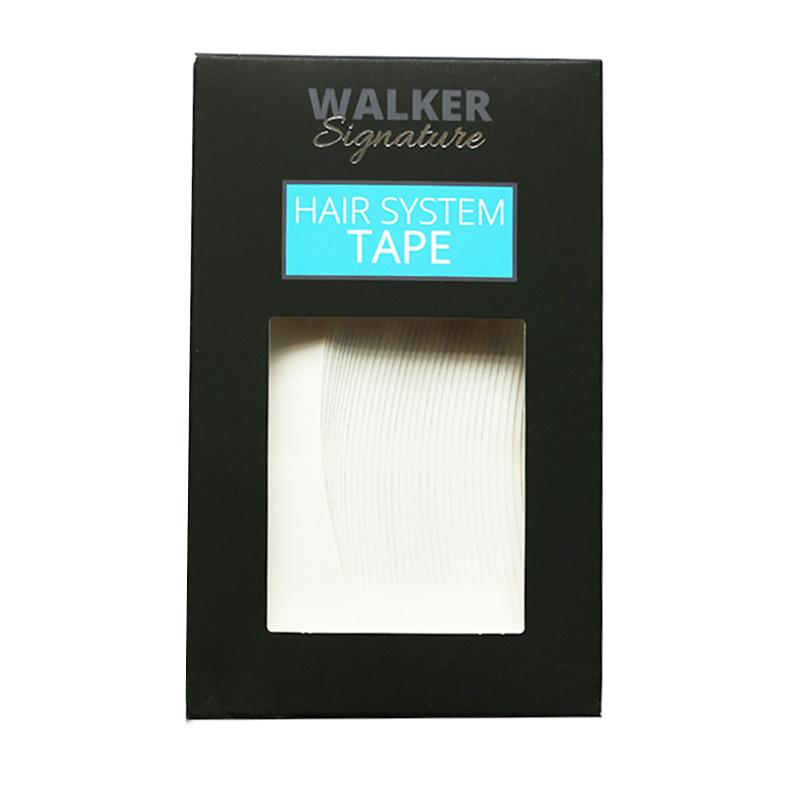 Top Quality Walker Signature Hair Tape Adhesive Double Side Medical Us Walker Tape For Lace Wigs Toupees Walker Tape