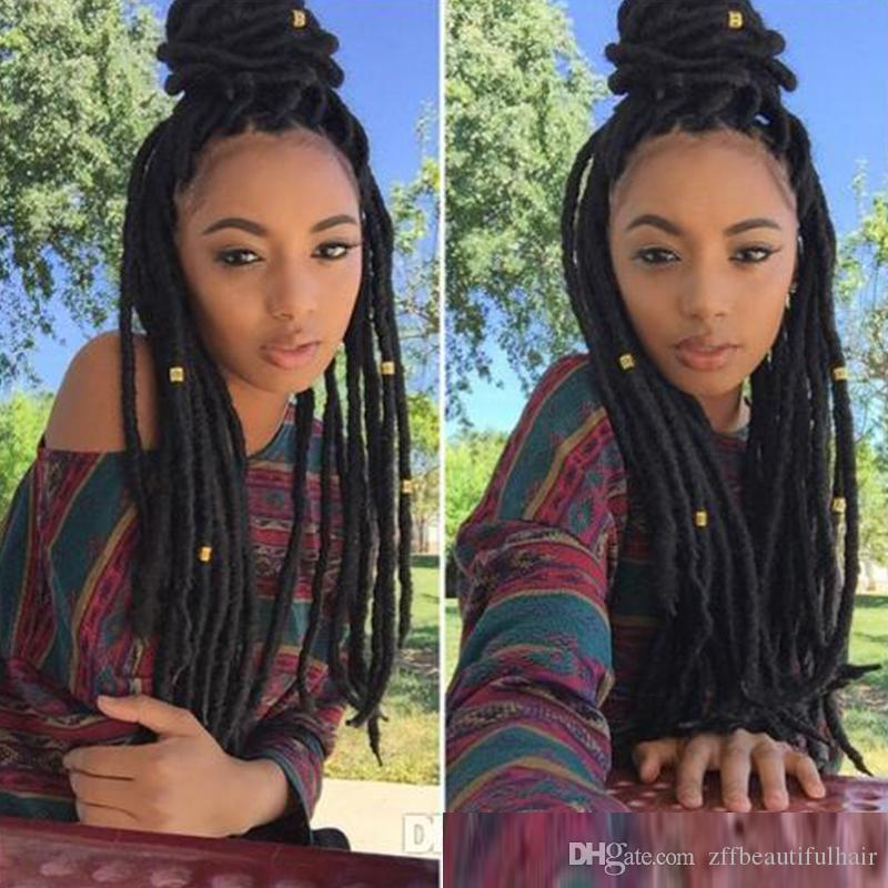 2019 20inch 24strands Pack Janet Collection Locs Havana Mambo Faux