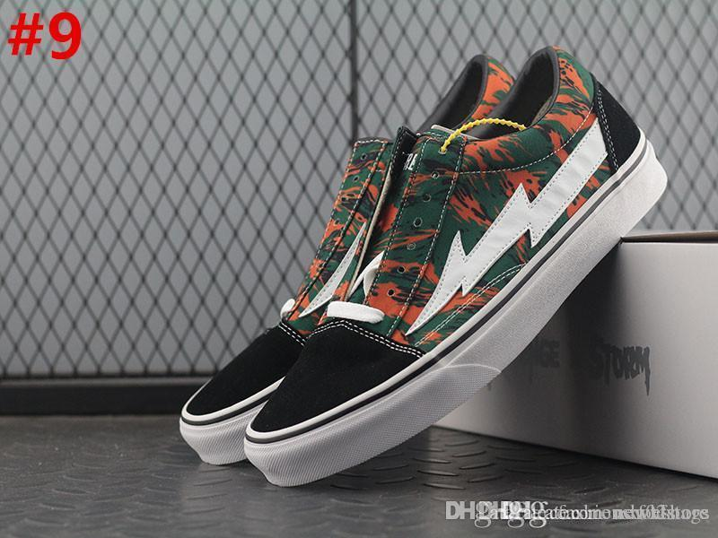 2018 Best Quality Revenge X Storm Orange Camo Deadstock Exclusive Shoes  Sneakers Shoes With Original Box Oxford Shoes Tennis Shoes From  Newxf02store aac8ceeacf4c