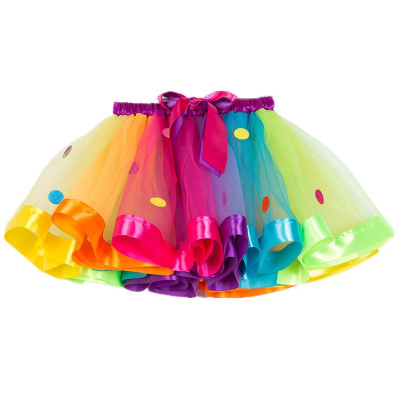 90500d09adc9 Manji Fashion Sweet Toddler Kids Baby Girls Skirts Outfits Summer Cute  Cw044 Children Unicorn Tulle Skirt Rainbow Skirt Online with $32.1/Piece on  ...