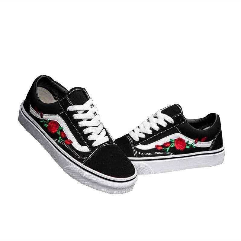 vans donna scarpe bianche