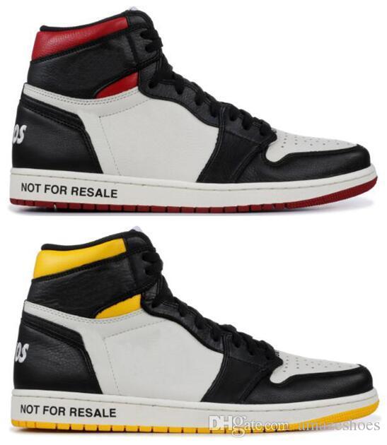 2a7182ee472f 2019 Not For Resale 1 Basketball Shoes NRG No Photos Retro Men ...
