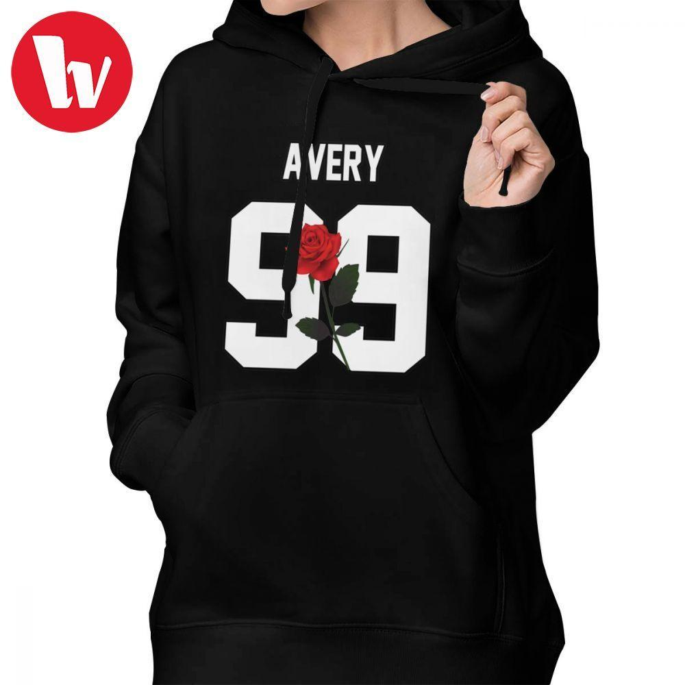 ffc7f613a 2019 Why Dont We Hoodie Jack Avery Rose Hoodies Long Sleeve Simple Hoodies  Women Navy Blue Printed Cotton Plus Size Pullover Hoodie From Lichunn, ...