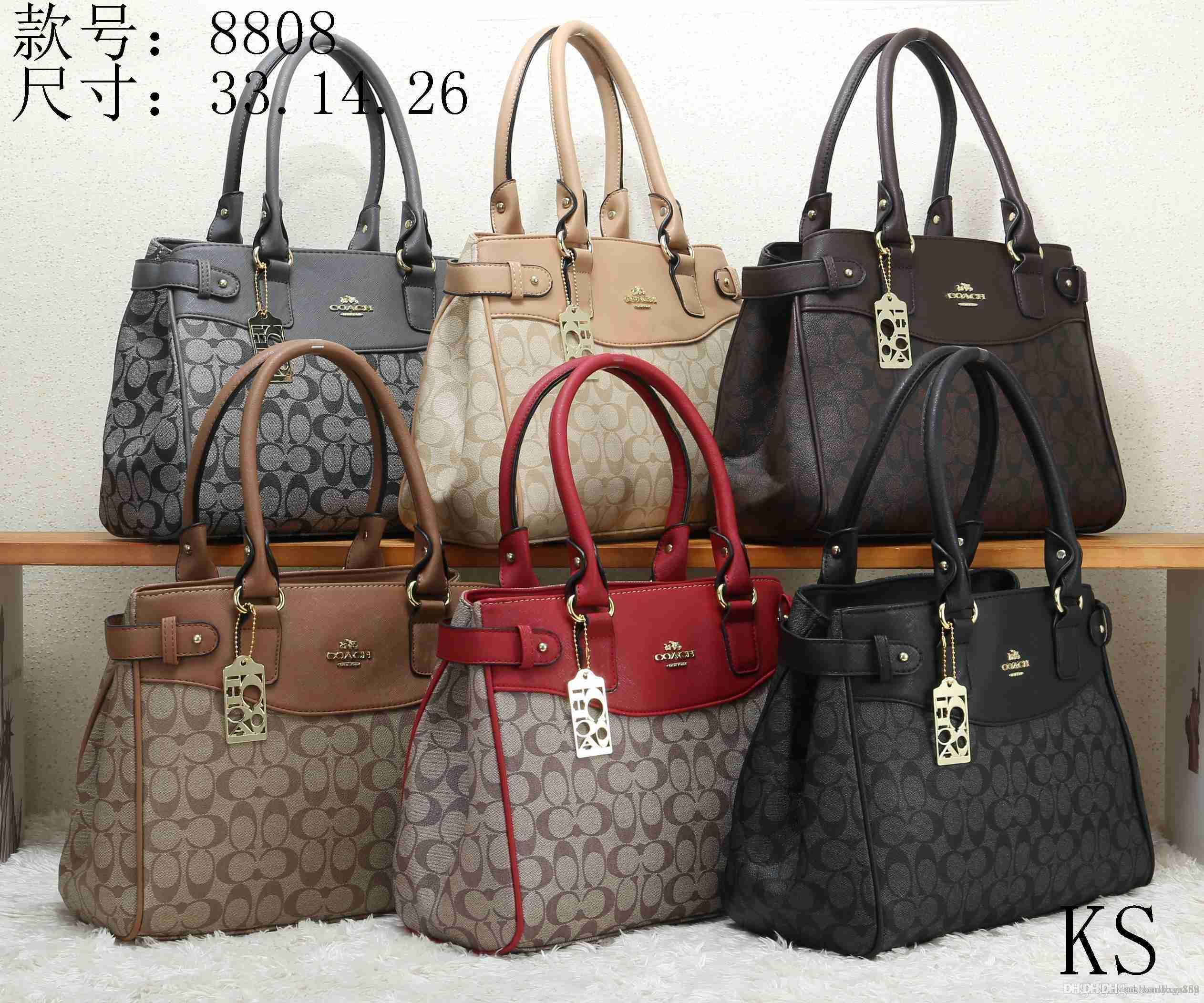 4853e500d85f 2019 MK 8808 KS NEW Styles Fashion Bags Ladies Handbags Designer Bags Women  Tote Bag Luxury Brands Bags Single Shoulder Bag From Yxyxing, $31.16 |  DHgate.