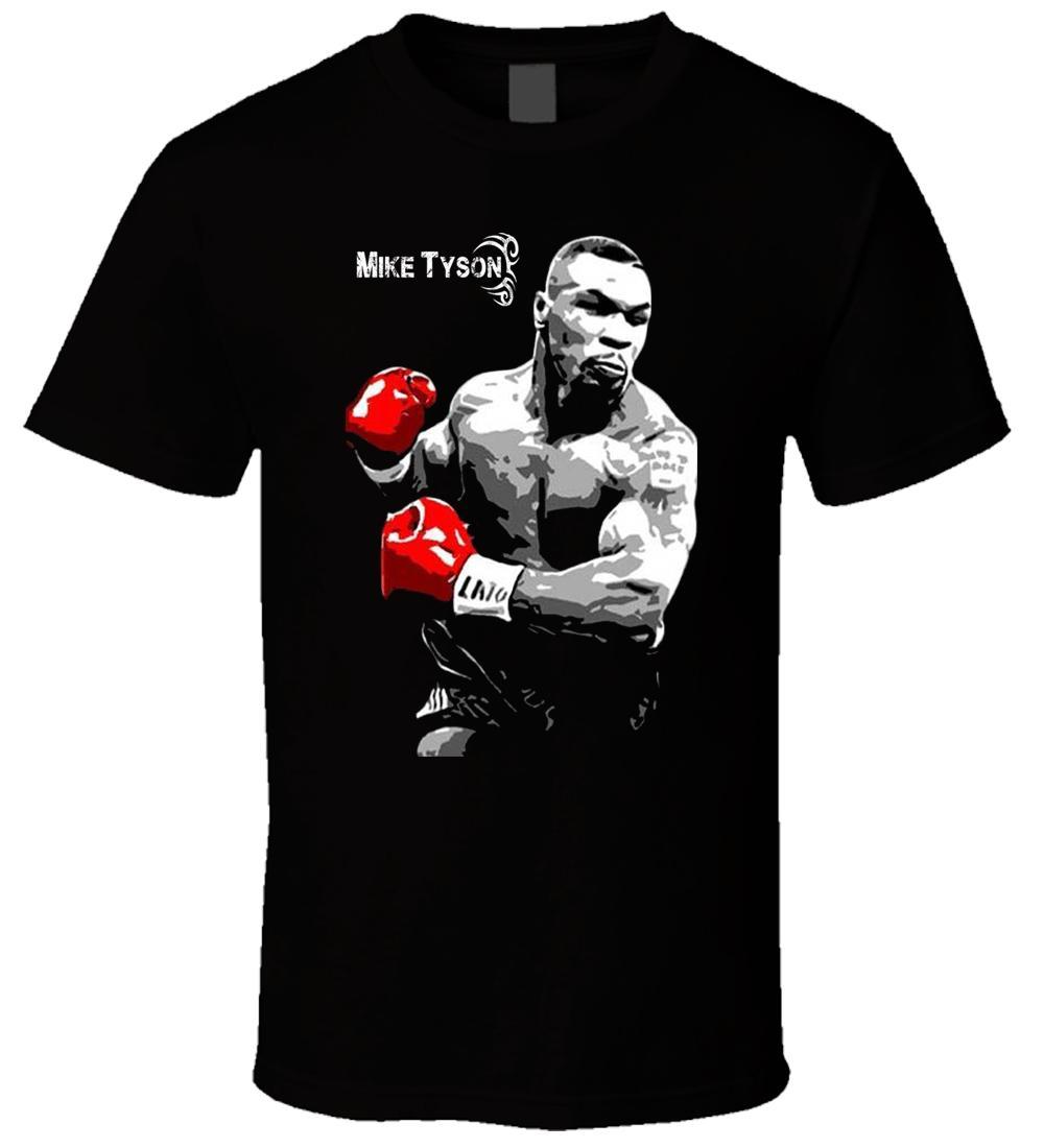 5888b3534079 Mike Tyson T Shirt Cool Casual Pride T Shirt Men Unisex New Fashion Tshirt  Tops Ajax 2018 Funny T Shirts 100% Cotton Cool T Shirts Online Funny T  Shirts ...