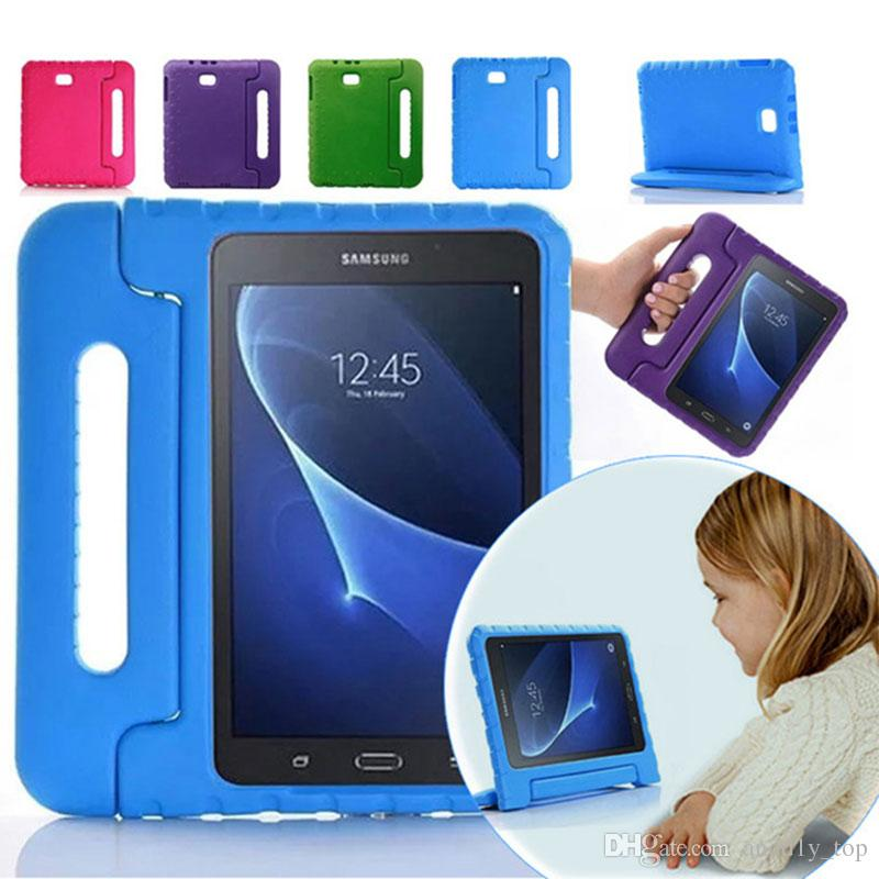 Awe Inspiring Kids Drop Resistance Shockproof Eva Case Protection Handle Cover Stand For All Ipad234 Air2 Pro 2018 12 9 11 10 5 Mini 1234 Download Free Architecture Designs Scobabritishbridgeorg