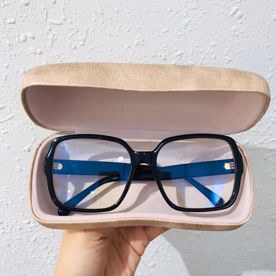 Classic vintage square plate frame men designer optical glasses 5408 selling popular simple retro style top quality transparent lens