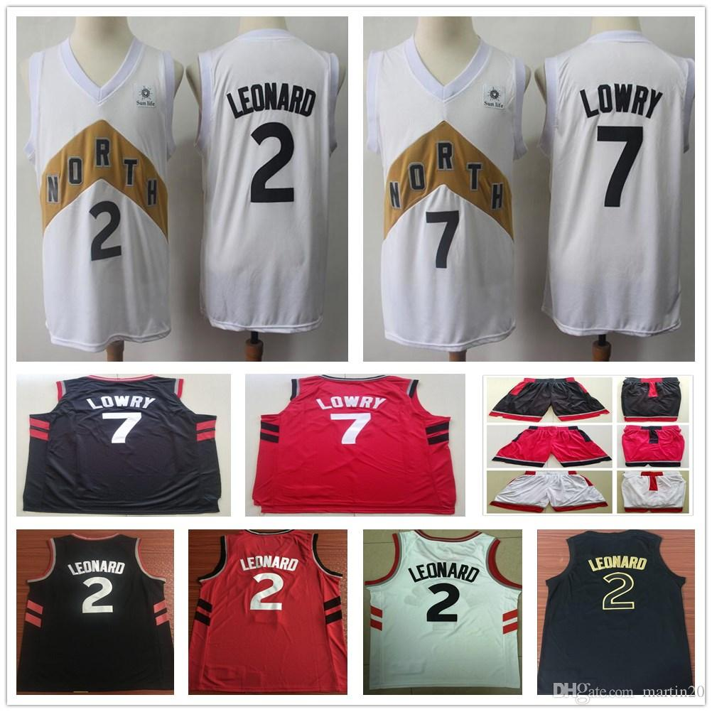 45e116c5aaf New City Edition White 2 Kawhi Leonard Jerseys Men Sportswear Black ...