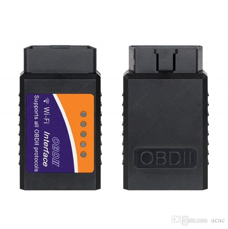 Super ELM327 WIFI V1.5 OBD2 Car Diagnostic Scanner Best Elm327 WI-FI Mini ELM 327 V 1.5 OBDII iOS Diagnostic Tool