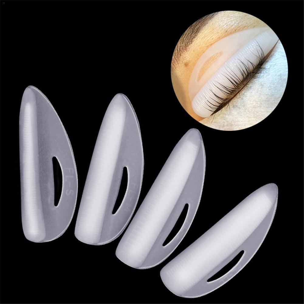 1952cfa1eb9 Eyelash Patches For Eyelashes Extension Tool Permanent Perm Curler Curling  Root Lifting False Eyelash Shield Pad AA1286 Kiss Eyelashes Kiss Lashes  From ...