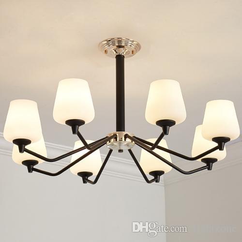 Ordinaire Acheter Luminaires Suspendus Led Lampes Suspendues Pour Salon Salle À Manger  American Retro Plafond Créatif Lustres Suspendus Luminaires Luminaires De  ...