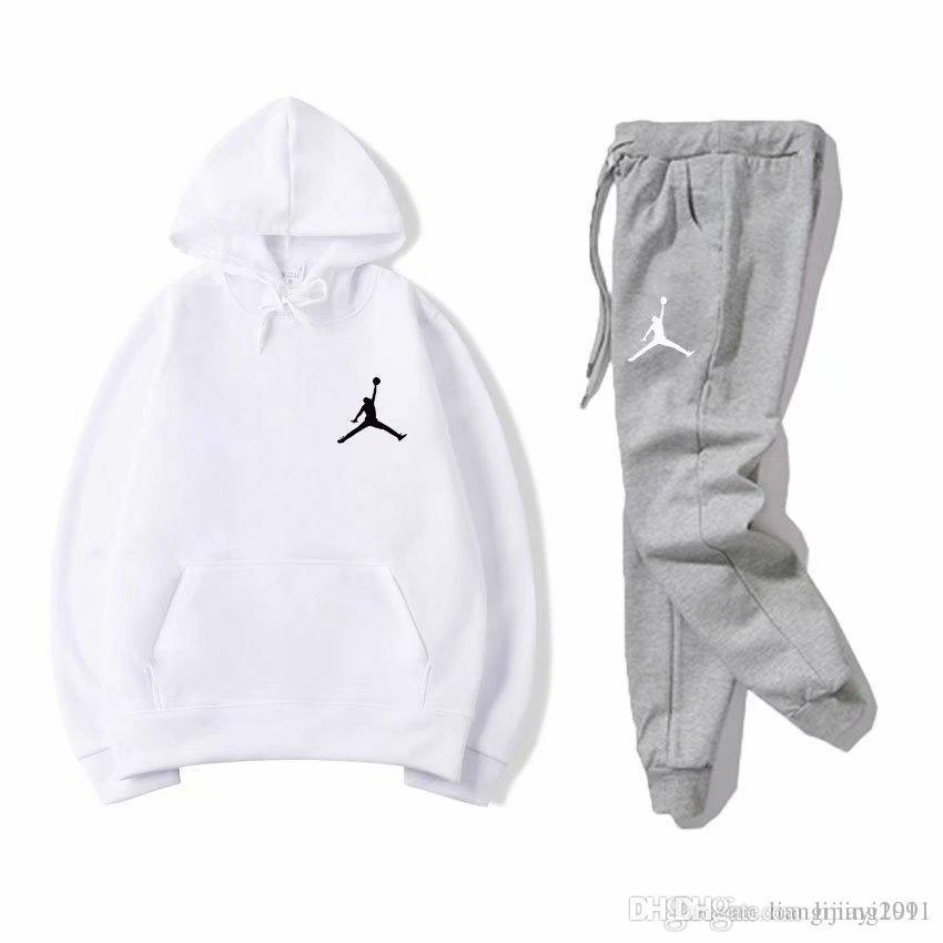 men's full zip polo tracksuit men sport suit white cheap men sweatshirt and pant suit hoodie and pant set sweatsuit men