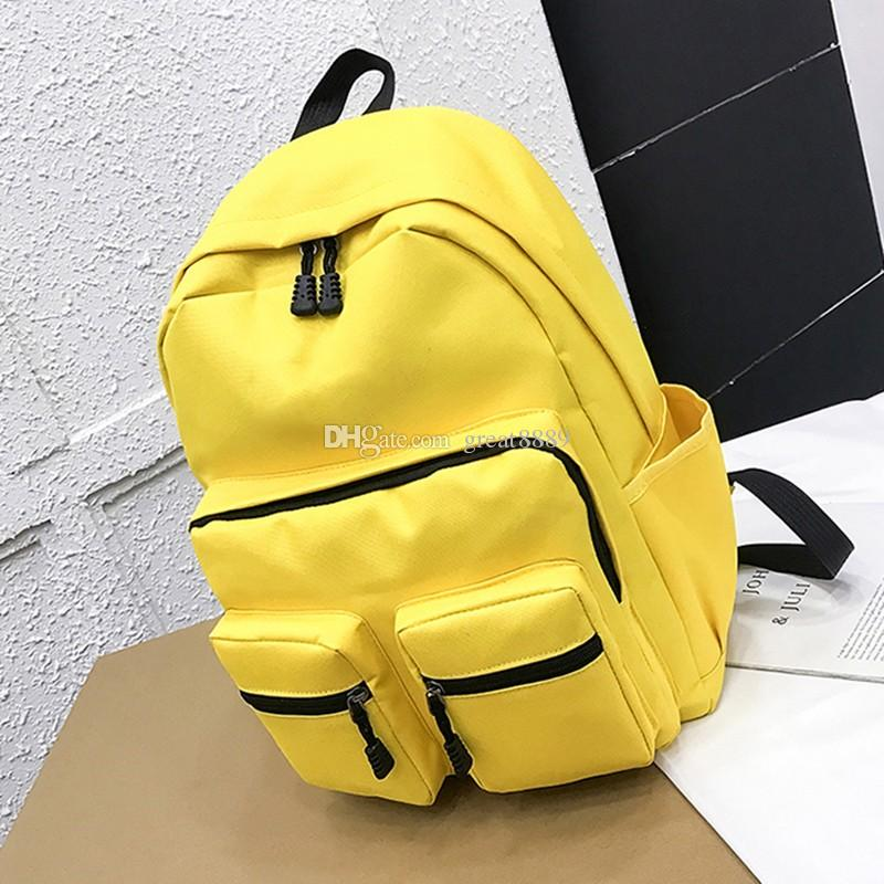 New Designer Backpacks High Quality Outdoor Travel Bag Men Women Casual School Bag For Kids Adult