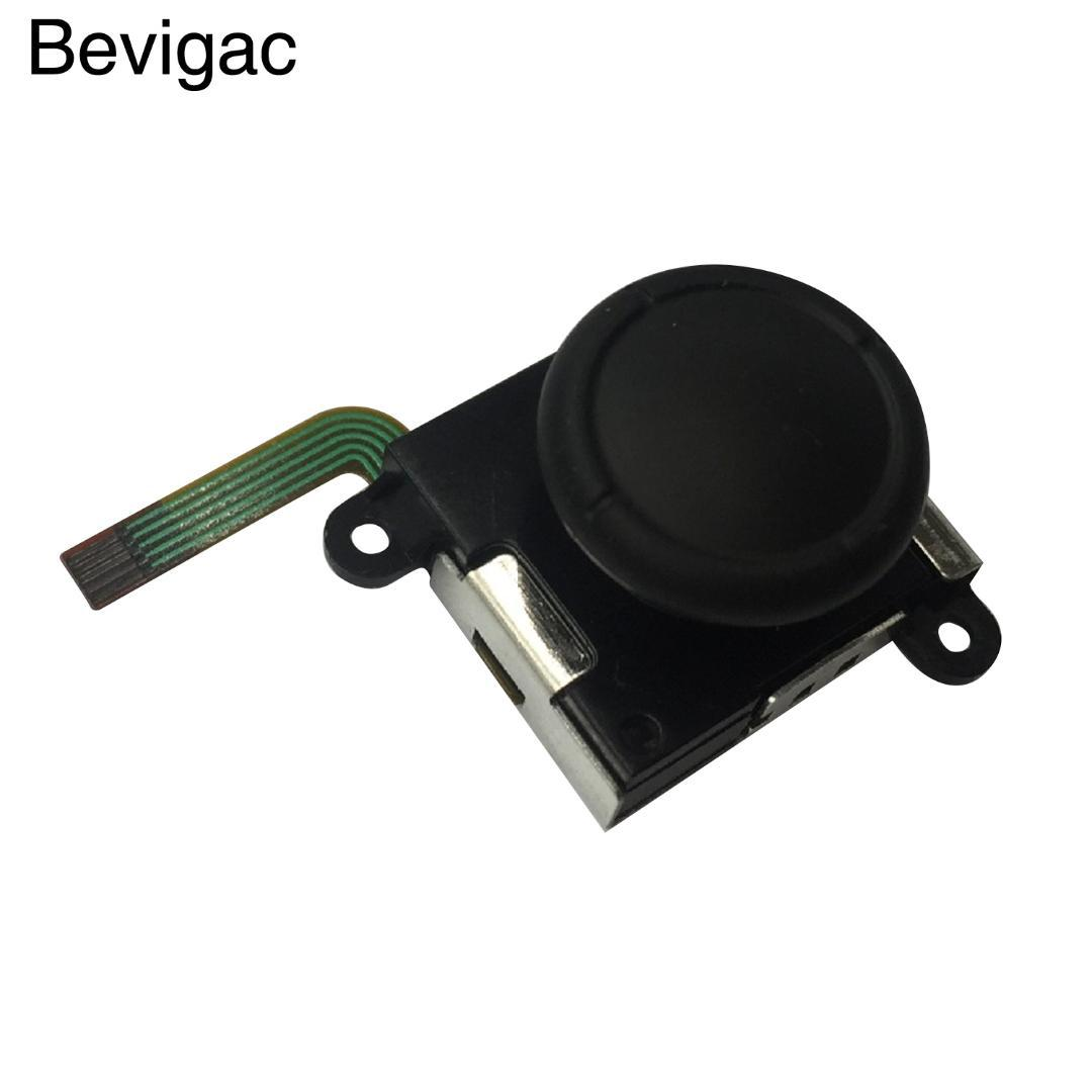Bevigac 3D Replacement Joystick Analog Sensor Thumb Stick Thumbstick For  Switch -Con Controller Gadgets