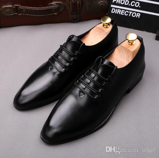 compre 2019 zapatos de boda para hombre zapatos de vestir mocasines