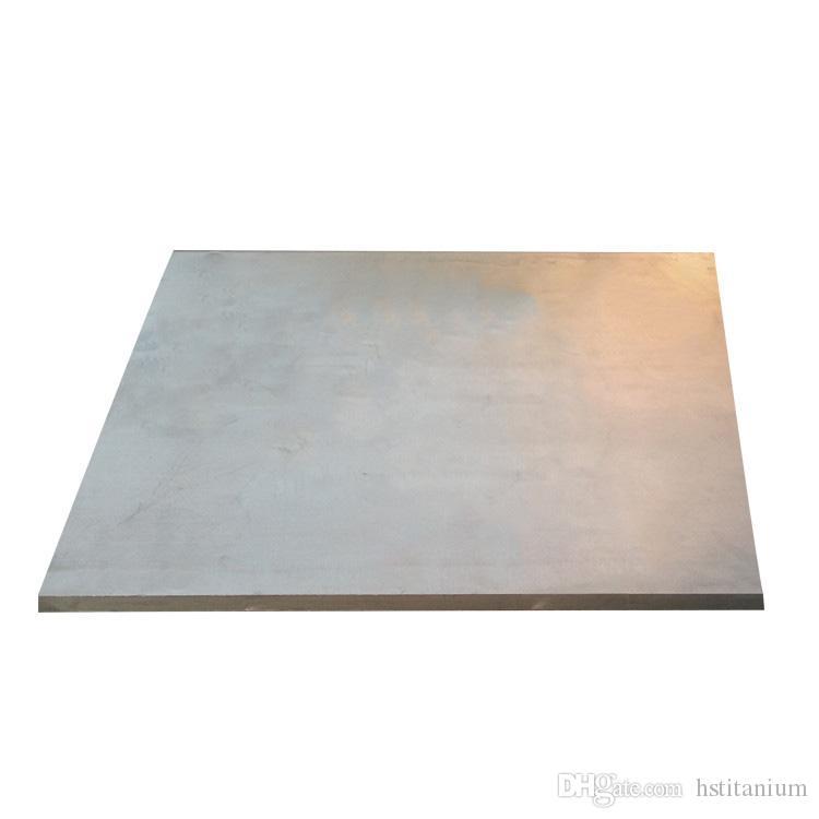Titanium sheet plate ASTM B265 Gr1 Pure Price titanium alloy plate price  grade 5 titanium sheet