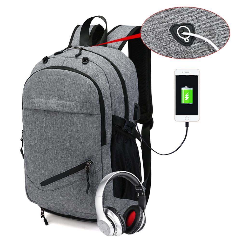 Compre Deportes Al Aire Libre Mochila Baloncesto Carry Bag USB Diseño De  Carga Ordenador Portátil Celular Fútbol Bolsa De Ocio Mochila Escolar A   34.68 Del ... 67e2acfd11c4f