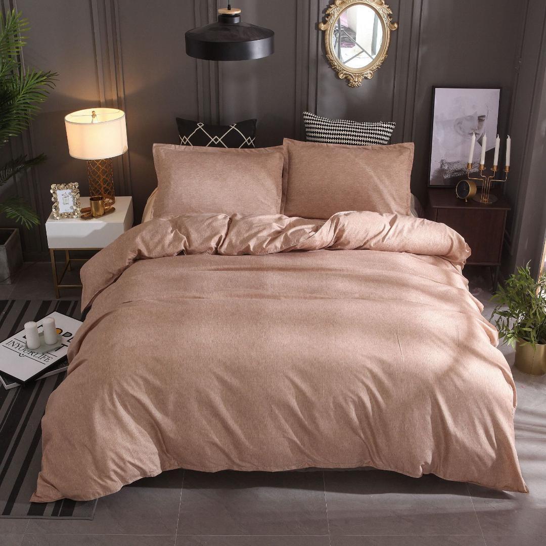 Großhandel Bettbezug Bettwäsche Weiß Rot Blau Weichen Retro Stil 23