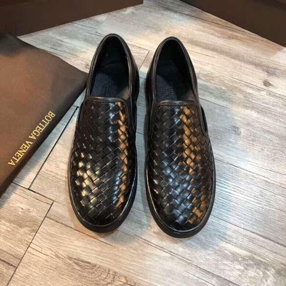 2e6941cc Compre 2019 Marca De Moda Zapatos Personalidad Cómodos Zapatos Casuales  Hombres De Cuero Genuinos Originales De Lujo 1123 A5 A $90.46 Del Hotest7 |  DHgate.