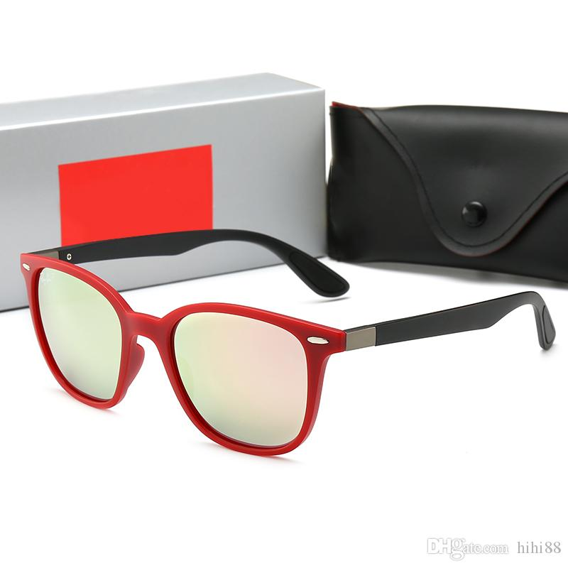 da878c37dd Compre RayBan Ferrari 4297 Diseño De Marca Cylcing Pesca Gafas De Sol es  Nuevo Diseño De Moda RADAR EV Para Hombres Mujeres Deporte Gafas De Sol Con  Caja ...