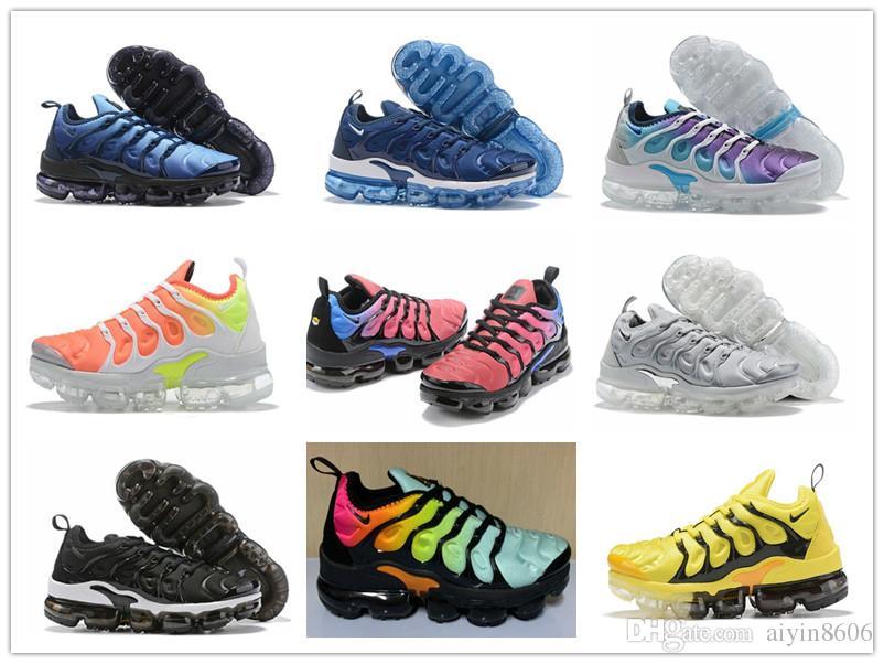 d4e49b427f 2019 Nike Air Max Vapormax Plus TN Running Shoes AIR 2018 TN Plus ...